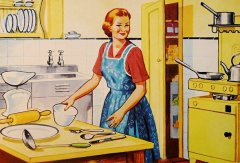 https://pixabay.com/illustrations/retro-housewife-family-cooking-1321078/
